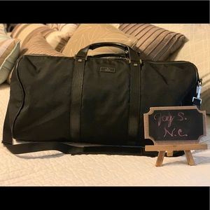 Authentic Gucci Nylon travel bag
